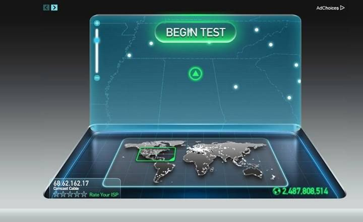 There is some Speed Test that runs off from a free flash program. They can give your computer an Internet Speed Test and then from there, they can offer you the tools to improve your speed. The Internet Speed Test that they offer is a complete and comprehensive test that times not just your download time but also your upload time as well.
