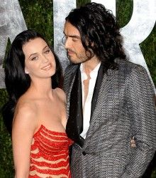 Russell Brand Katy Perry fools again in 2013