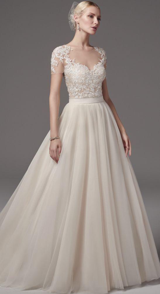 Wedding Dress Inspiration – Sottero and Midgley