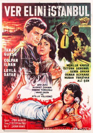 Ver Elini İstanbul (1962)