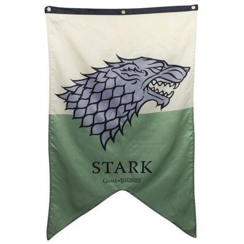 House Stark Family Banner