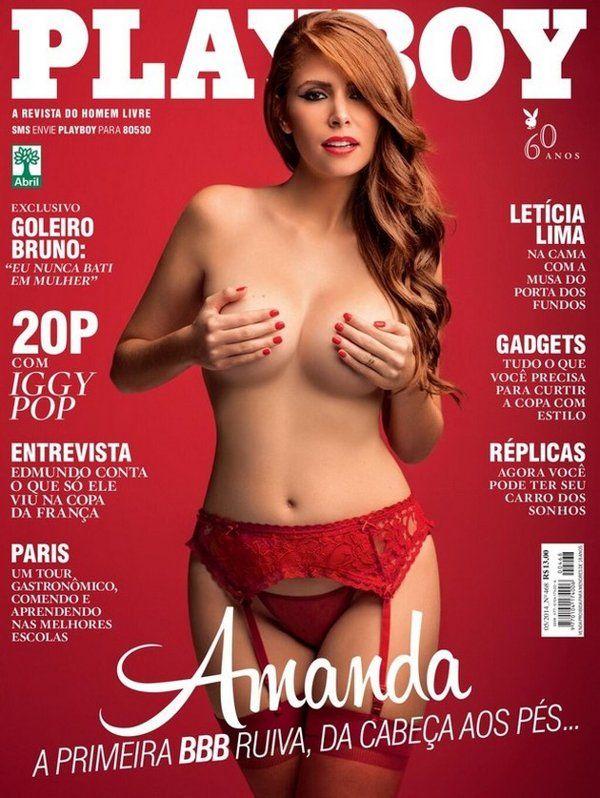 Os melhores ensaios de maio da 'Playboy' - Yahoo Celebridades Brasil