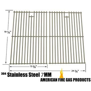 Grillpartszone- Grill Parts Store Canada - Get BBQ Parts,Grill Parts Canada: Grand Hall Cooking Grid | Replacement 2 Pack Stain...