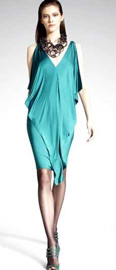 Free pattern - Платье для коктейля