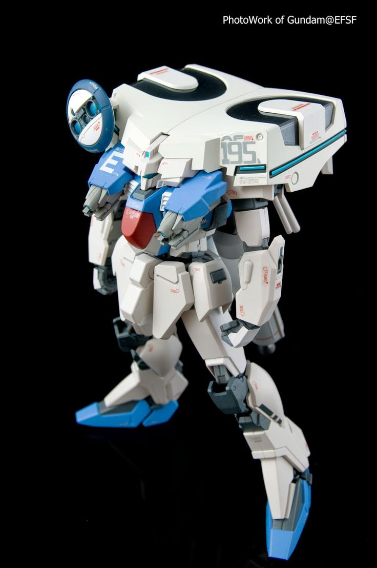 The WhiteBase of Gundam@EFSF: Robot Ka Signature【早期預警型 EWAC Nero】MSA-007E