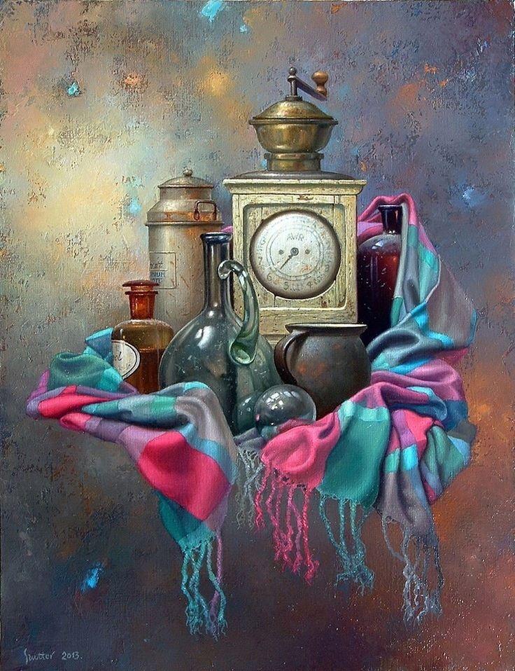 Painter: Edward Szutter