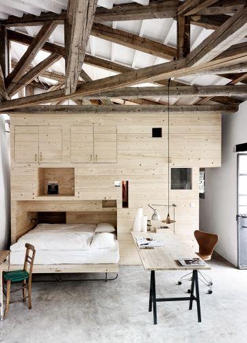 Une Ancienne Menuiserie... Interior Design InspirationWeb InspirationModern  InteriorsHome ...