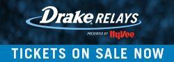 DRAKE Relays April 23 - 27, 2014  Drake Stadium, Des Moines
