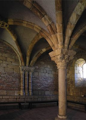 Studio and Garden: At The Cloisters: Architecture