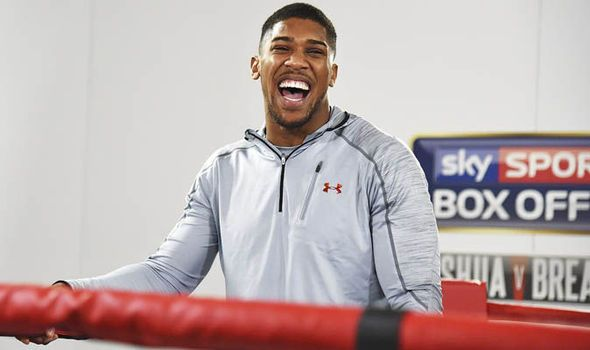 Anthony Joshua to defend IBF heavyweight title against Eric Molina: I'm ready for war