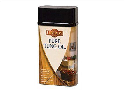 Liberon TO1L 1L Pure Tung Oil
