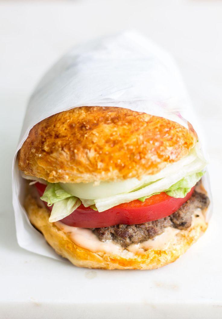 Best 25+ Home burger ideas only on Pinterest | Burger ...