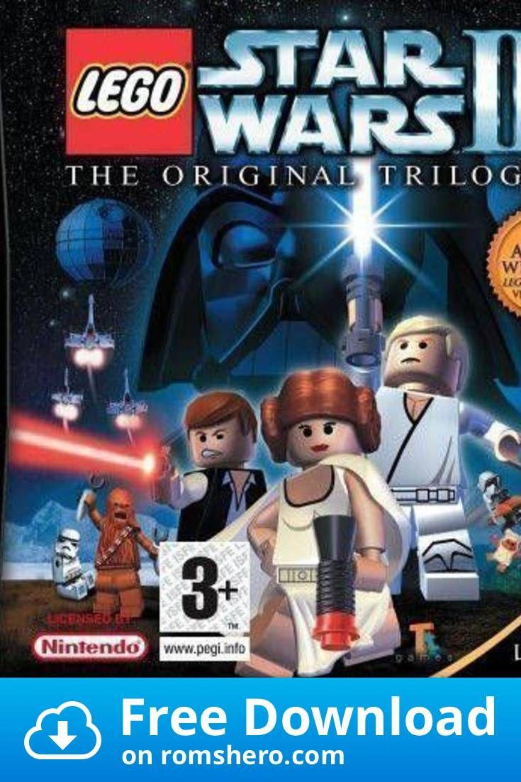 Download Lego Star Wars Ii The Original Trilogy Supremacy Nintendo Ds Nds Rom In 2020 Star Wars Ii Lego Star Wars Nintendo Ds