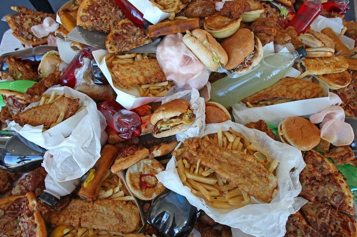 Cut Down the Negative Effects of Junk Food!   Health Digezt