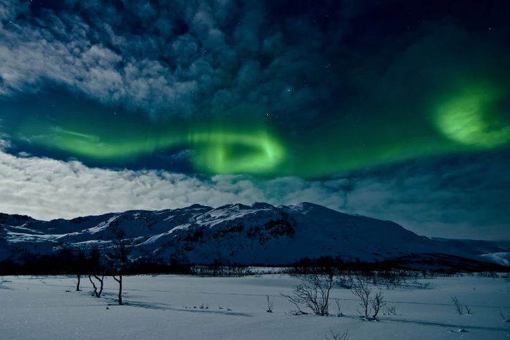 Chasing the northern lights in Norway! Via Lonely Planet
