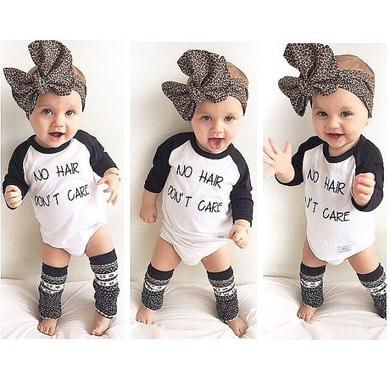 Baby tee/ Baby shirt / Baby gift / Baby by PoshKiddosapparel *Charlie Bear needs this*
