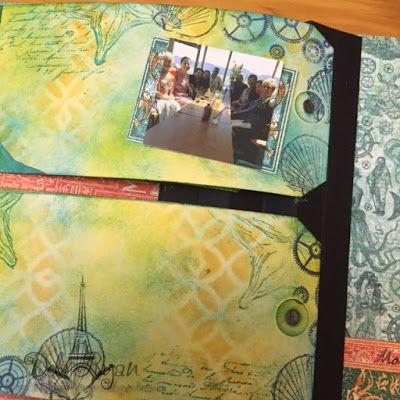 Artfull Crafts: Debi Ryan: Tag Book