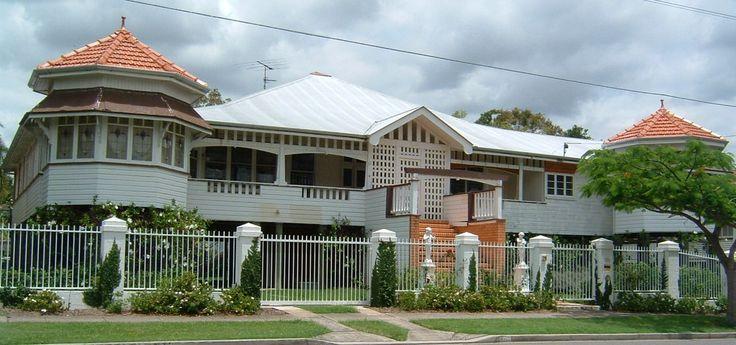 old queenslanders home - Google Search