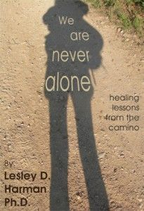 We Are Never Alone: Healing Lessons from the Camino (print book)