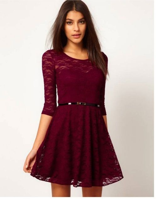 Awesome Party wear one piece dresses #dressescasualcocktail