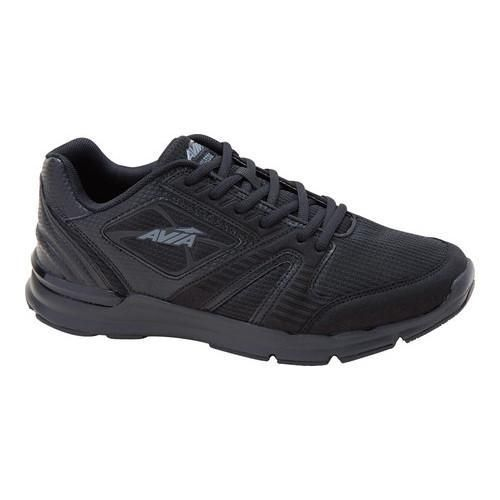 Men's Avia Avi-Edge Cross Training Shoe /Iron Grey
