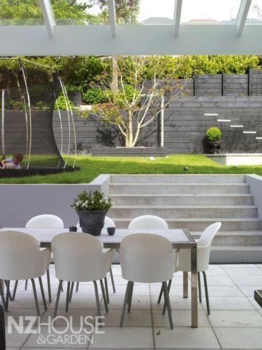 Murray house- backyard