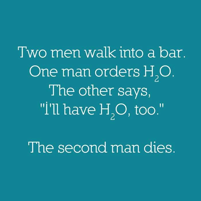 19 best Chem Puns images on Pinterest Funny stuff, Science jokes - best of periodic table puns