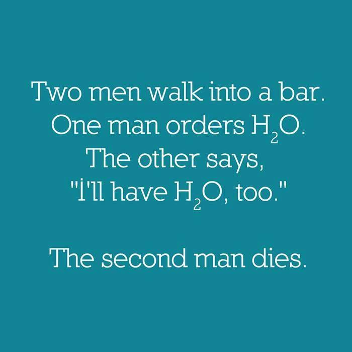 19 best Chem Puns images on Pinterest Funny stuff, Science jokes - best of periodic table joke au