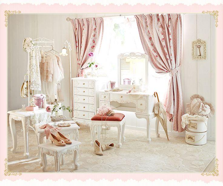 この部屋で化粧したい>_<