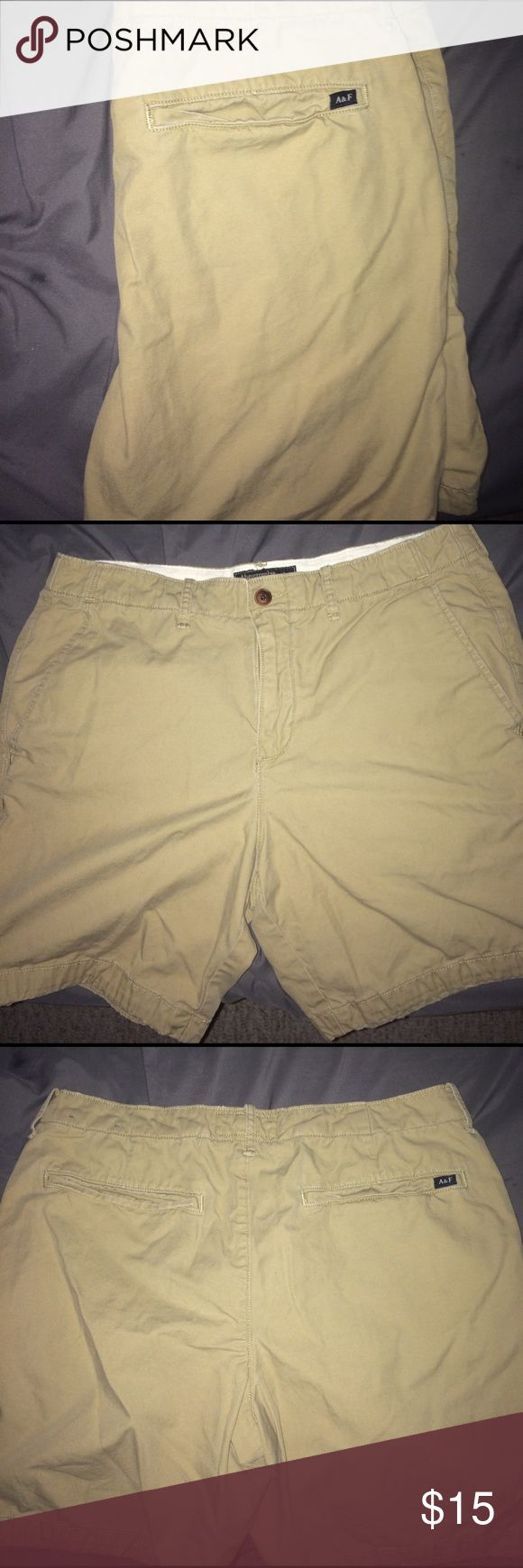 Abercrombie and Fitch Preppy Fit Shorts Pair of Abercrombie and Fitch Preppy Fit Shorts Abercrombie & Fitch Shorts Flat Front