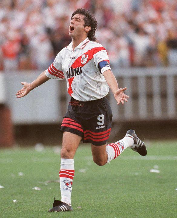 Su Majestad Enzo Francescoli Club Atlético River Plate