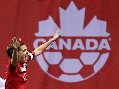 Christine Sinclair Soccer, i love her :)