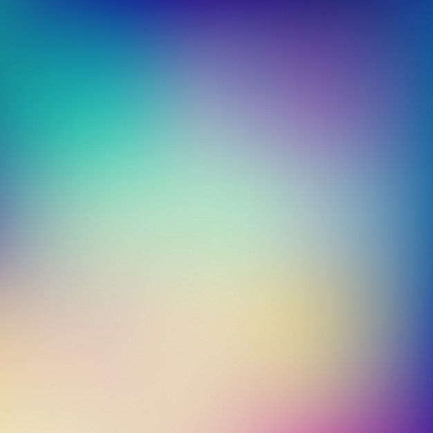 Fondo borroso, colores claros Vector Gratis