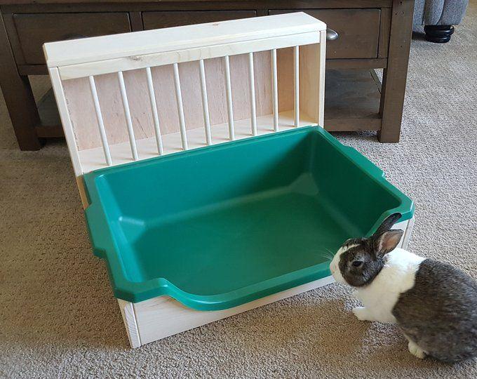 Bunny Castle And Ramp Half Circle Design Etsy Hay Feeder