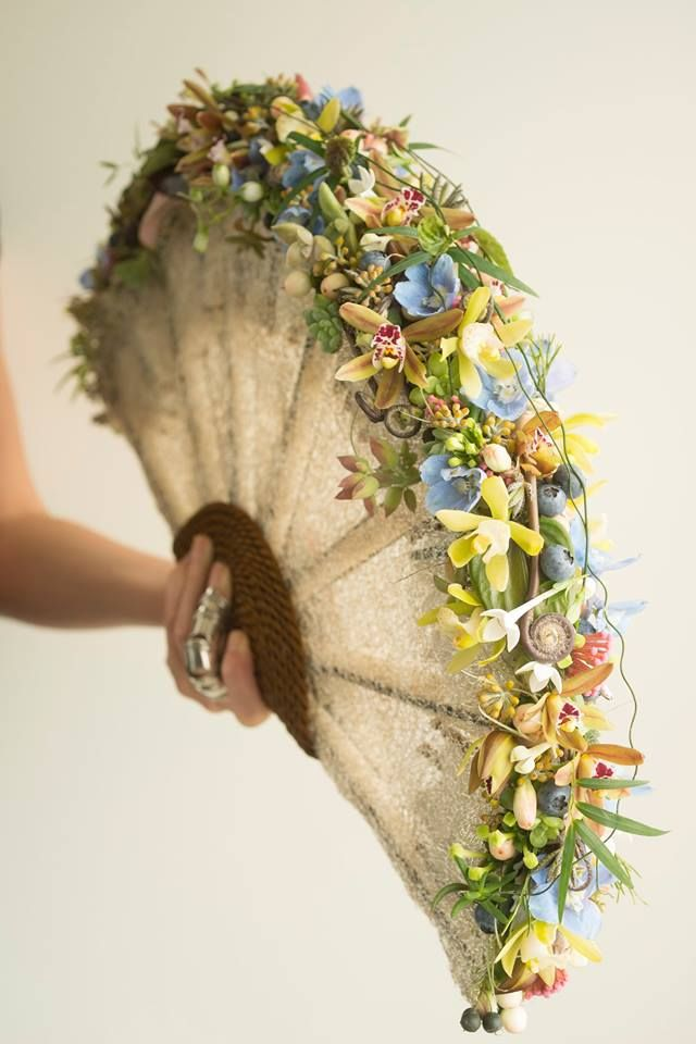 A collection of amazing floral creations made by the acclaimed German/Australian florist Marco Appelfeller.
