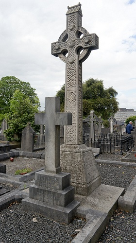 Celtic Cross St. Marys Cathedral (also known as Limerick Cathedral) #Limerick #Ireland