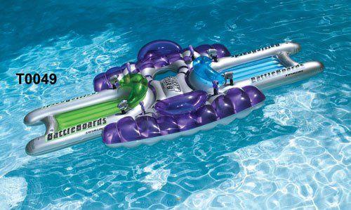 Floating Battle Station Squirter Set