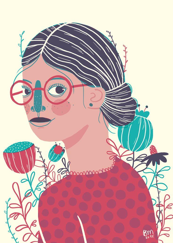 'Emma' by Brunna Mancuso