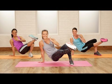 15- Minute No-Excuses Bodyweight Workout | Class FitSugar - Like the different moves. Got my sweaty, sore the next day!