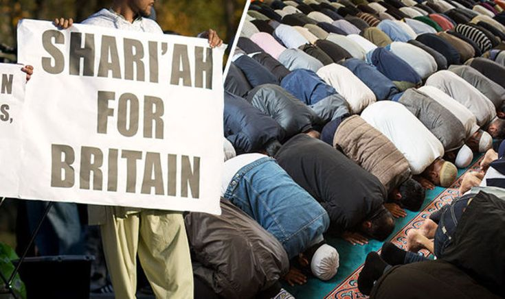 SHOCK POLL: Four in ten British Muslims want some aspect of Sharia Law enforced in UK. (Why is this a shock?)