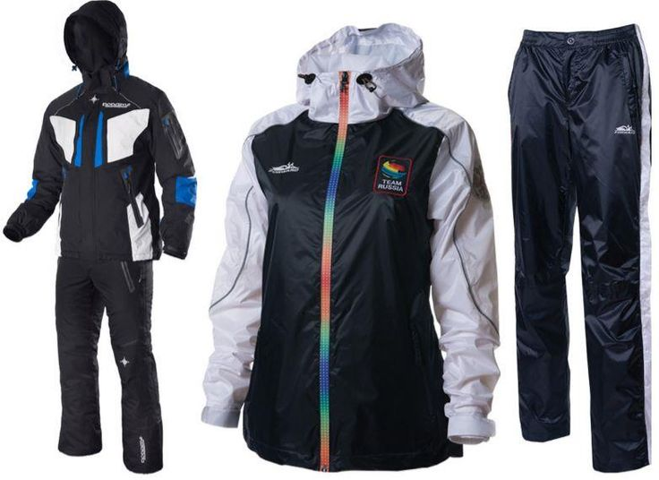 Спортивный ветрозащитный костюм для бега