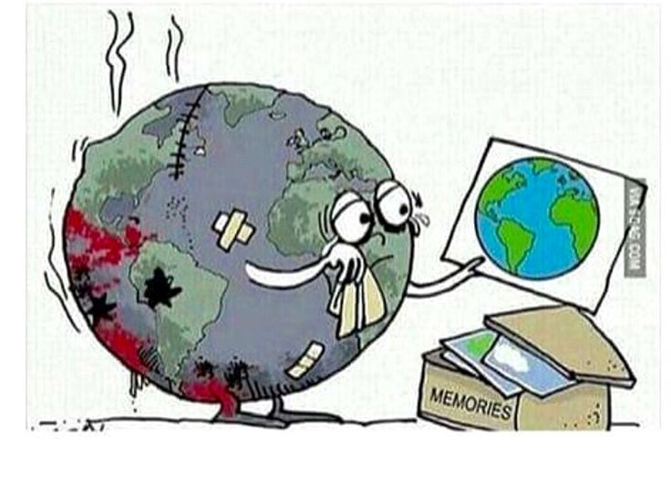 Take care of our planet!