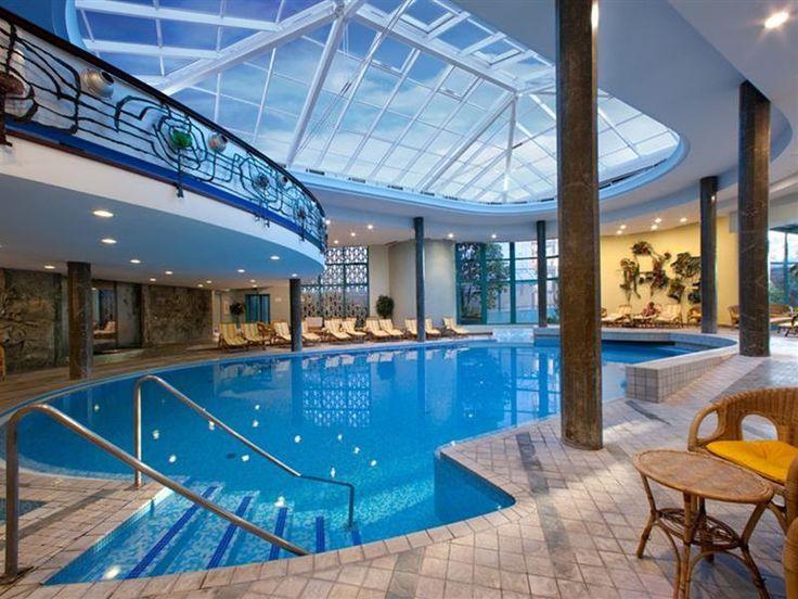 L'Hotel Bristol Buja dispone di due piscine termali all'aperto e una piscina termale coperta, di un nuovissimo centro benessere e di una lussuosa beauty farm, che propongono cure termali e riabilitative, trattamenti benessere ed estetici.