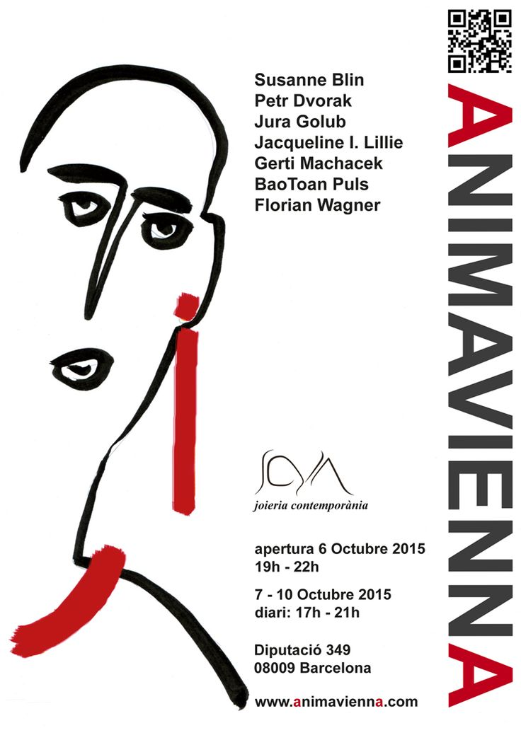 Anima Vienna Exhibition  / 07- 10Oct2015 - Jura Golub Atelier