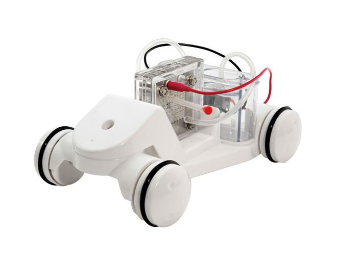 Fuel Cell 10 Car and Experiment Kit by thamesandkosmos.com via wired.com: Runs on water. #Toys #Fuel_Cell_Car #thamesandkosmos #wired