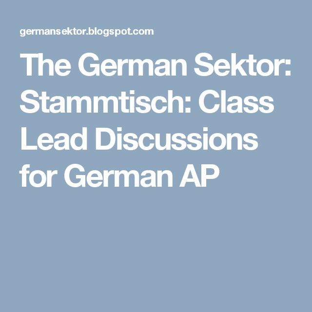 132 best AP German images on Pinterest | German language, Languages ...