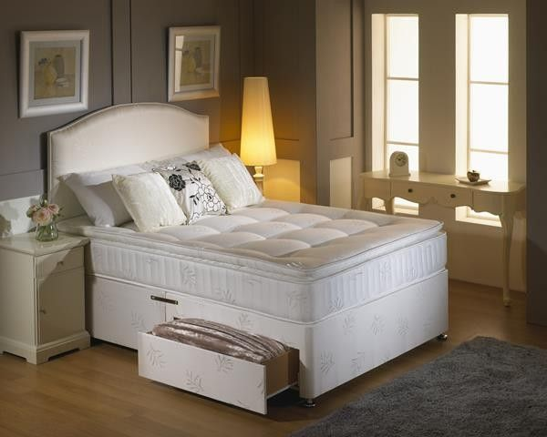 "2ft 6"" Chatsworth Small Single Divan Bed"