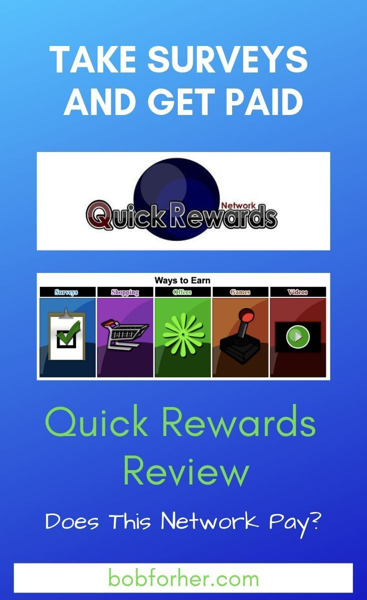 QuickRewards Review  Does This Network Pay? | Female Bloggers Free