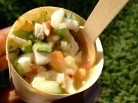 How to Make a Traditional Conch Salad from Scratch