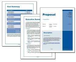 Proposal Pack for Any Business | Act Think and Lead like a boss